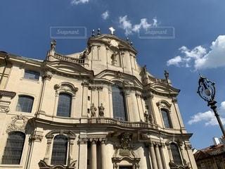 聖ミクラーシュ教会の写真・画像素材[2230797]