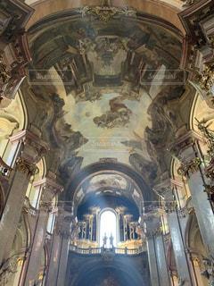 聖ミクラーシュ教会の写真・画像素材[2230801]