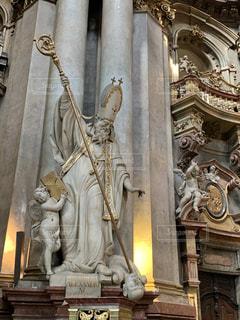 聖ミクラーシュ教会の写真・画像素材[2230804]