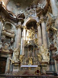 聖ミクラーシュ教会の写真・画像素材[2230805]
