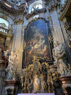 聖ミクラーシュ教会の写真・画像素材[2230806]