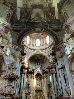聖ミクラーシュ教会の写真・画像素材[2230810]