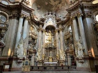 聖ミクラーシュ教会の写真・画像素材[2230816]