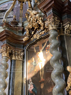 聖ミクラーシュ教会の写真・画像素材[2230835]