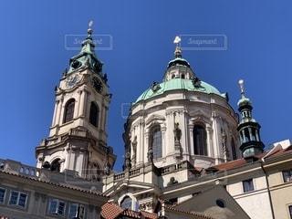 聖ミクラーシュ教会の写真・画像素材[2230843]