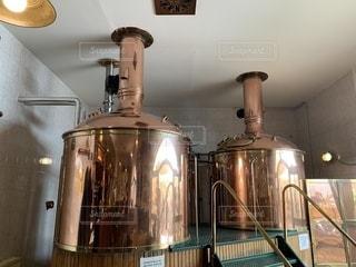 修道院ビール醸造所の写真・画像素材[2233948]