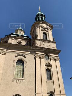 聖ミクラーシュ教会の写真・画像素材[2236130]