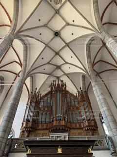 聖ヴィート教会の写真・画像素材[2243322]