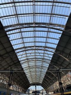 プラハ中央駅の写真・画像素材[2248628]