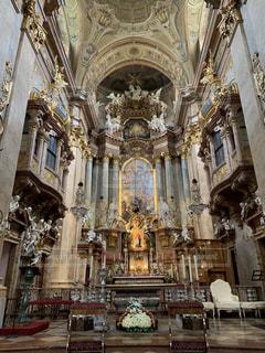 聖ペーター教会の写真・画像素材[2258776]
