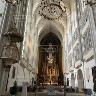 アウグスティナー教会の写真・画像素材[2268273]