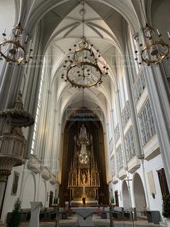 アウグスティナー教会の写真・画像素材[2268274]
