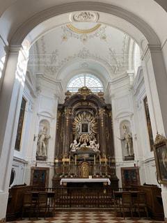カプツィーナー教会の写真・画像素材[2268299]