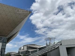 東京ビックサイトの写真・画像素材[2304283]