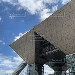 東京ビックサイトの写真・画像素材[2304286]