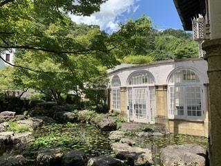 アサヒビール大山崎山荘美術館の写真・画像素材[2315923]