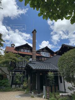 アサヒビール大山崎山荘美術館の写真・画像素材[2315929]