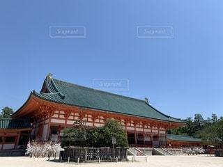 平安神宮の写真・画像素材[2349884]