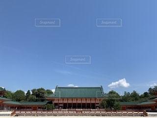 平安神宮の写真・画像素材[2349886]