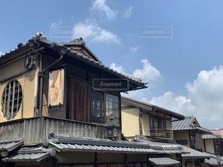 二年坂ヤサカ茶屋の写真・画像素材[2383087]