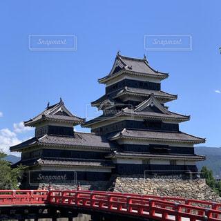 松本城の写真・画像素材[2420434]