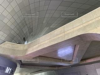 DDP東大門デザインプラザ/ ザハ ハディドの写真・画像素材[2456533]