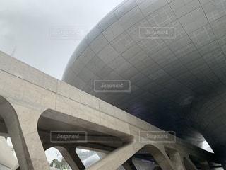 DDP東大門デザインプラザ/ ザハ ハディドの写真・画像素材[2456540]