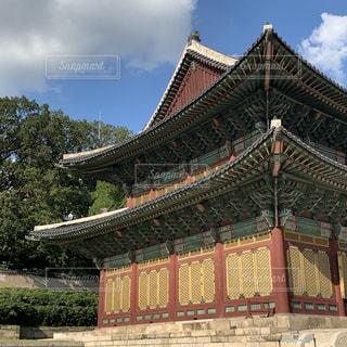 昌徳宮の写真・画像素材[2469225]
