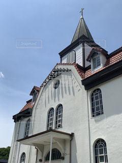 多治見修道院の写真・画像素材[3270264]
