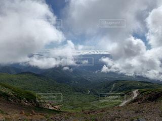 乗鞍岳の写真・画像素材[3624117]