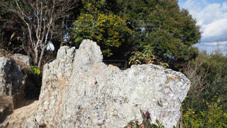 湖西連峰 仏岩の写真・画像素材[3998251]