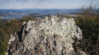 湖西連峰 仏岩の写真・画像素材[3998263]