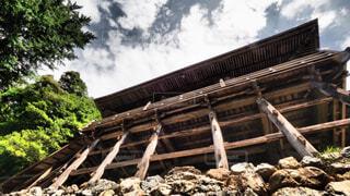 美濃 清水寺の写真・画像素材[4524801]