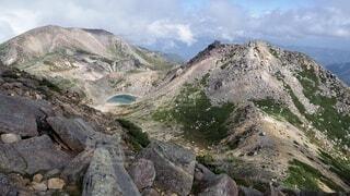 白山国立公園の写真・画像素材[4854077]