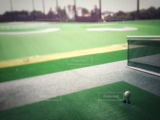 ゴルフ練習場の写真・画像素材[1105582]