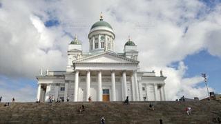 ヘルシンキ大聖堂の写真・画像素材[1106760]