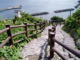 階段国道の写真・画像素材[1106071]