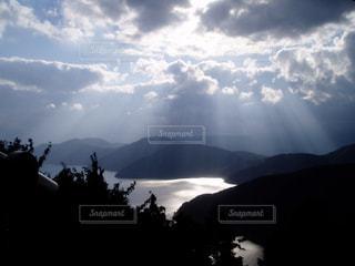 奥琵琶湖の写真・画像素材[1106076]