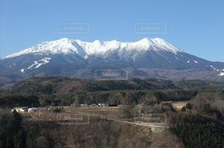 木曽御嶽山の写真・画像素材[1110399]
