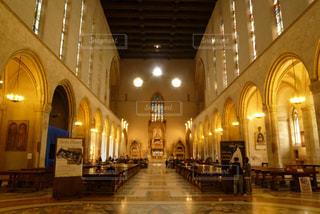 イタリアの教会の写真・画像素材[1110998]