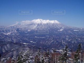 木曽 御嶽山の写真・画像素材[1111142]