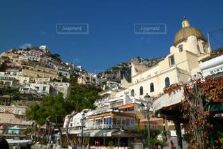イタリア アマルフィ海岸の景色の写真・画像素材[1115114]
