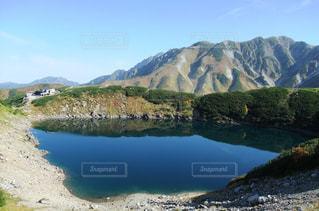 立山とみくりが池の写真・画像素材[1121966]
