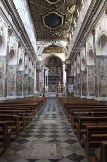 イタリアの教会の写真・画像素材[1122516]