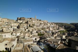 イタリアの古い街の写真・画像素材[1122518]