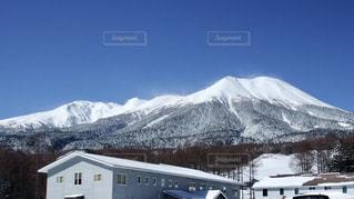 信州木曽御嶽山の写真・画像素材[1132849]