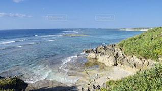 沖縄海洋博公園の海の写真・画像素材[1134682]