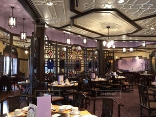 中華レストランの写真・画像素材[1105940]