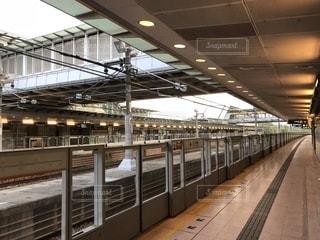 駅のホームの写真・画像素材[1116174]