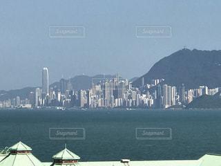 香港の街並みの写真・画像素材[1124909]